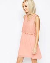 Vero Moda Lace Detail Dress