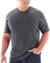 JCPenney THE FOUNDRY SUPPLY CO. The Foundry Big & Tall Supply Co. V-Neck Tee