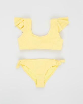 Duskii Amelie Frill Bikini Set - Teens