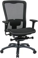 Pro-Line II Black ProGrid Office Chair