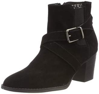 Hush Puppies Women's Shilo Heeled Ankle boots, Grey (Grey 000), (38 EU)