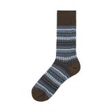 Uniqlo MEN Fair Isle Socks