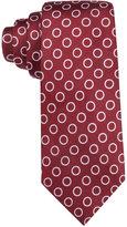Tasso Elba Men's Circle Neat Tie, Only at Macy's
