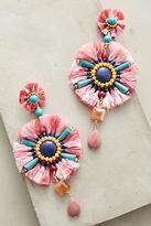 Anthropologie La Fiesta Drop Earrings