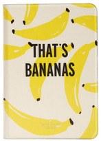 Kate Spade 'That's Bananas' Ipad Mini & Ipad Mini 3 Case - Yellow