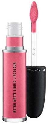 M·A·C Retro Matte Liquid Lip Color