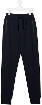 North Sails Kids TEEN elasticated cotton track pants