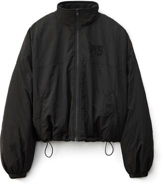 Alexander Wang Nylon Zip Jacket