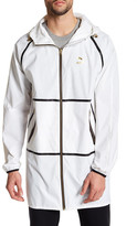 Puma Lightweight Long Perforated Jacket
