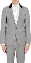 Lanvin Men's Micro-Houndstooth Wool-Blend Single-Button Sportcoat