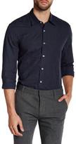 Peter Werth Oxford Mini Grid Shirt