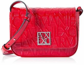 Armani Exchange Shiny Liz - Small Shoulder Strap Womens Shoulder Bag