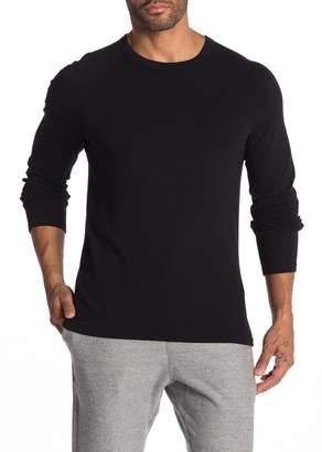 Reigning Champ Mesh Jersey Long Sleeve T-Shirt