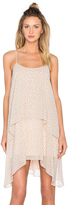 BCBGeneration Layered Tank Dress