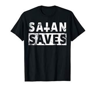 Satan Saves T Shirt