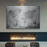 Parvez Taj Latitude Aluminum Wall Art