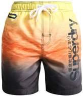Superdry PREMIUM NEO SUNSET Swimming shorts sunset yellow