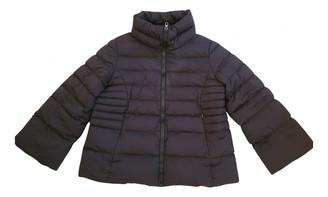 Duvetica Black Polyester Jackets