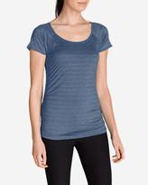 Eddie Bauer Women's Infinity Ruched T-Shirt