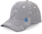 Original Penguin Ray-Ray Cotton Gingham Baseball Cap