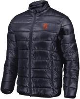 Men's Fanatics Branded Navy Detroit Tigers Full-Zip Puffer Jacket