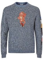 Kenzo Hot Dog Man Knit Jumper