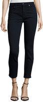 JEN7 Riche Touch True Rinse Skinny Ankle Jeans, Blue