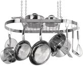 Stainless Steel Hanging Oval Pot Rack