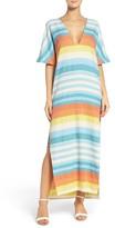 Mara Hoffman Women's Stripe Cover-Up Dress