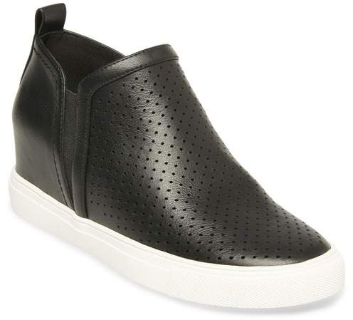 42c9ccc61c4 Clarke Perforated Leather Slip-On Sneaker