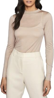 Reiss Aurellie Long Sleeve Sweater