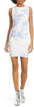 Cotton Citizen Lisbon Tie Dye Tank Dress