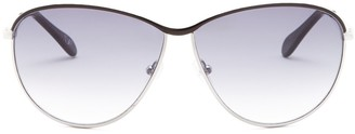 Diane von Furstenberg 61mm Svana Oversized Sunglasses