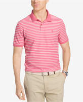 Izod Men's Advantage Performance Striped Polo