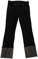 Isabel Marant Blue Cotton - elasthane Jeans