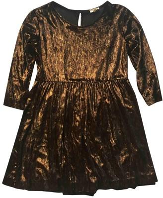 soeur Gold Dress for Women