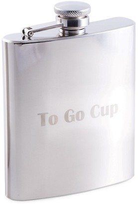 Bey-Berk Stainless Steel Flask