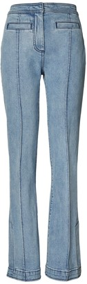 Tory Burch Straight-Leg Jean