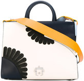 Paula Cademartori Edie tote - women - Calf Leather - One Size