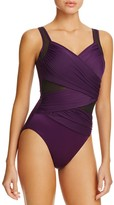 Miraclesuit Network Madero One Piece Swimsuit