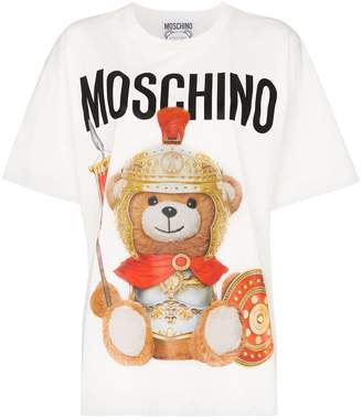 Moschino Centurion Teddy oversized T-shirt