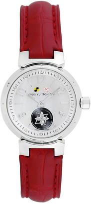 Louis Vuitton Women's Tambour Watch, Circa 2000S