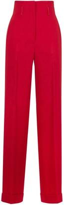 Alberta Ferretti High-Waisted Trousers