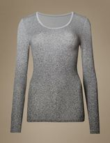 Marks and Spencer HeatgenTM Long Sleeve Thermal Top