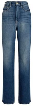 Frame Le Jane Dorsey Straight Jeans