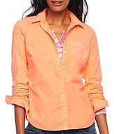 JCPenney jcpTM Long-Sleeve Poplin Shirt