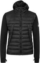 The North Face Crimpt Black Quilted Shell Jacket