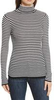Soft Joie Women's Zelene Stripe Cowl Neck Sweater
