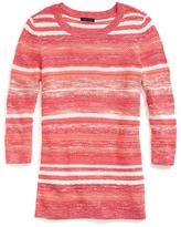 Tommy Hilfiger Final Sale-Textured Stripe Sweater