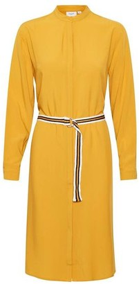 Saint Tropez Yellow Dress - XS